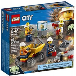 LEGO City 60184 - Cooles Bergbauteam