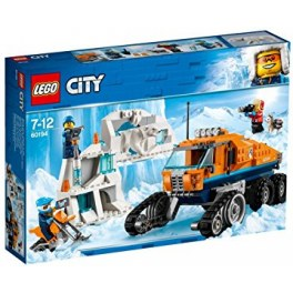 LEGO City - Cooler Arktis-Erkundungstruck