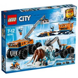 LEGO City 60195 - Mobile Arktis-Forschungsstation