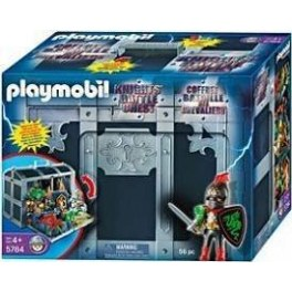 Playmobil Knights Battle Chest Rittertruhe zum Mitnehmen