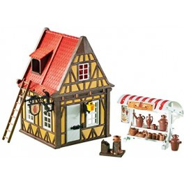 Playmobil 6524 - Knights Classic Edition - Töpferei