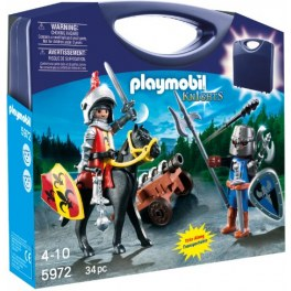 Playmobil 5972 - Carrying Case Knights