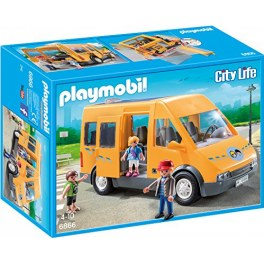 Playmobil City Life 6866 - Schulbus