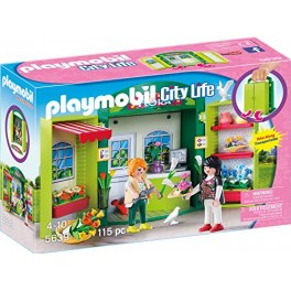 Playmobil City Life 5639 - Blumenladen