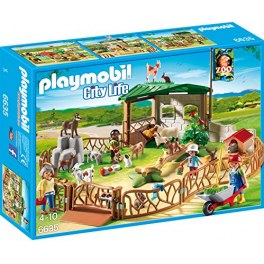 Playmobil City Life 6635 - Streichelzoo