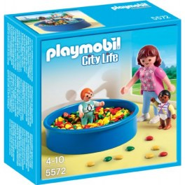 Playmobil City Life 5572 - Bällebad