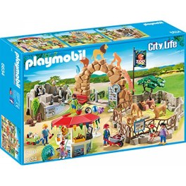 Playmobil City Life 6634 - Mein großer Zoo