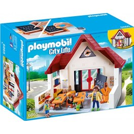 Playmobil City Life 6865 - Schulhaus