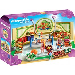Playmobil City Life 9403 - Bioladen