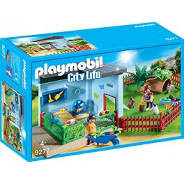 Playmobil City Life 9277 - Kleintierpension