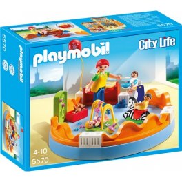 Playmobil City Life 5570 - Krabbelgruppe