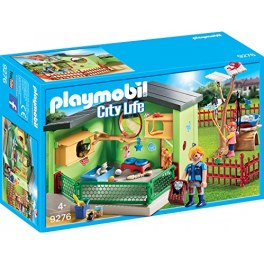 Playmobil City Life 9276 - Katzenpension