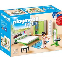 Playmobil City Life 9271 - Schlafzimmer