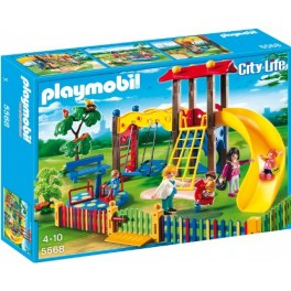 Playmobil City Life 5568 - Kinderspielplatz