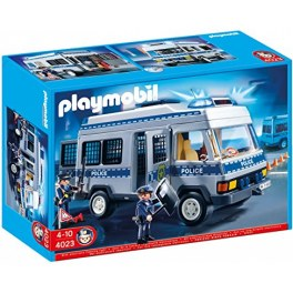 Playmobil City Action 4023 - Polizei Transporter