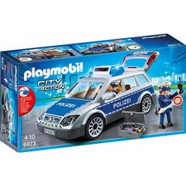 Playmobil City Action 6873 - Polizei-Playmobil City Action