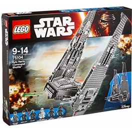 LEGO Star Wars 75104 - Kylo Rens Command Shuttle