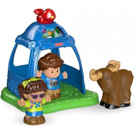 Fisher-Price Little People -  Niedliches Camping Set