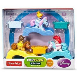 Fisher-Price Little People -  Disney Princess Set