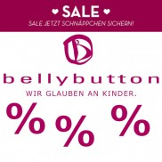 SALE - Babymode bei bellybutton