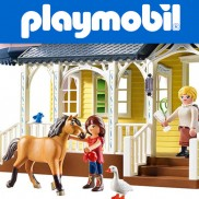 Playmobil Spirit Free Riding