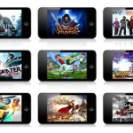 Apple iPod touch Spiele (c) Apple