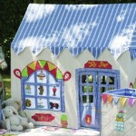 win green Spielhaus Toy Shop (c) win green