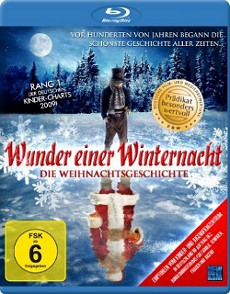 tolle dvd f r kinder wunder einer winternacht die weihnachtsgeschichte. Black Bedroom Furniture Sets. Home Design Ideas