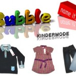 Bubble Kindermode