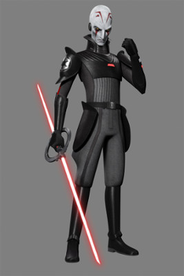 Inquisitor - Star Wars Rebels