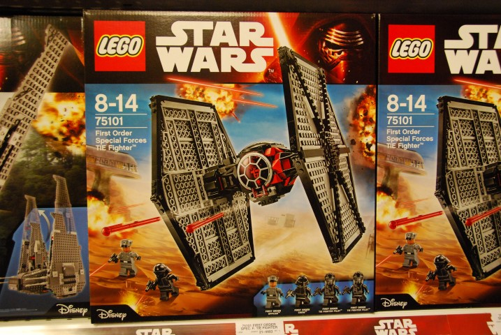 First Order Special Forces TIE Fighter LEGO 75101 Star Wars Episode 7 - Das Erwachen der Macht