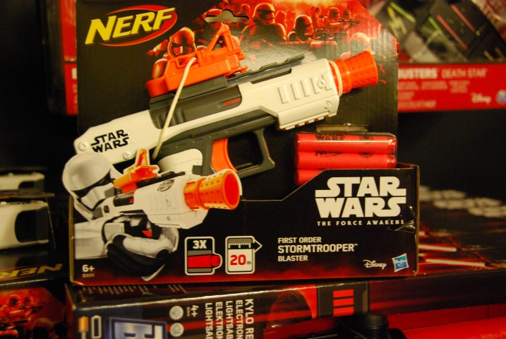 NERF Star Wars Episode 7 First Order Stormtrooper Blaster