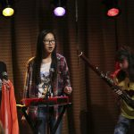"BIZAARDVARK - ""Superfan"" - Paige and Frankie feel like they've officially ""made it"" when they discover that they have their very first superfan, Belissa! This episode of ""Bizaardvark"" airs Sunday, July 24 (8:30 - 9:00 P.M. EDT) on Disney Channel. (Disney Channel/Carol Kaelson) OLIVIA RODRIGO, MADISON HU, MAYA JADE FRANK"