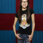 "BIZAARDVARK - Disney Channel's ""Bizaardvark"" stars Madison Hu as Frankie. (Disney Channel/Craig Sjodin)"