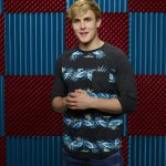 "BIZAARDVARK - Disney Channel's ""Bizaardvark"" stars Jake Paul as Dirk. (Disney Channel/Craig Sjodin)"
