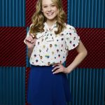 "BIZAARDVARK - Disney Channel's ""Bizaardvark"" stars DeVore Ledridge as Amelia. (Disney Channel/Craig Sjodin)"