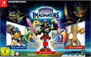 Switch &PS4: Skylanders Imaginators (Activision)