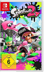 Switch: Splatoon 2 (Nintendo)