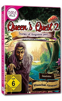 Queens Quest 2 Purple Hills