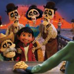 "FAMILY REUNION -- In Disney•Pixar's ""Coco,"" Miguel (voice of newcomer Anthony Gonzalez) finds himself magically transported to the stunning and colorful Land of the Dead where he meets his late family members, who are determined to help him find his way home. Directed by Lee Unkrich (""Toy Story 3""), co-directed by Adrian Molina (story artist ""Monsters University"") and produced by Darla K. Anderson (""Toy Story 3""), Disney•Pixar's ""Coco"" opens in U.S. theaters on Nov. 22, 2017. ©2017 Coco•Pixar. All Rights Reserved."