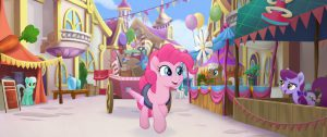 PINKIE PIE (Andrea Libman) in MY L ITTLE PONY: THE MOVIE