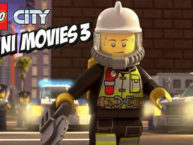 LEGO City Mini Movies DVD 3