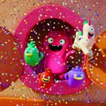 Kelly Clarkson stars as Moxy in UglyDolls Courtesy of STXfilms