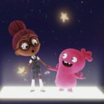 Janelle Monáe stars as Mandy and Kelly Clarkson stars as Moxy in UglyDolls Courtesy of STXfilms