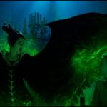 Angelina Jolie is Maleficent and Elle Fanning is Aurora in Disneys MALEFICENT: MISTRESS OF EVIL.